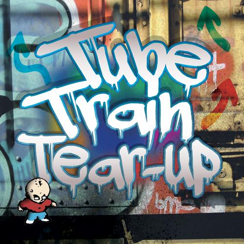 UK Garage Podcast - Tube Train Tear-up