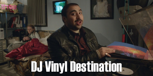 DJ Vinyl Destination