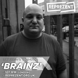 Brainz on Reprezent Radio