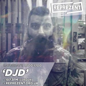 DJD on Reprezent Radio